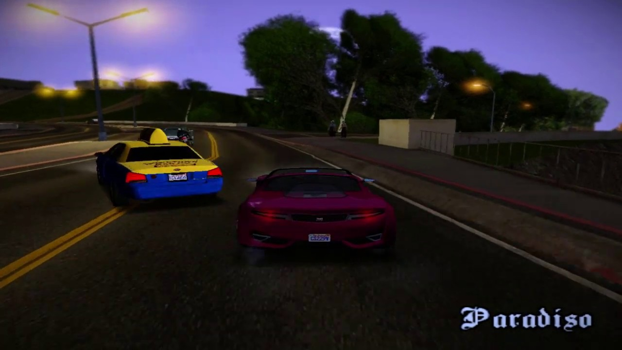 ENBSeries For Low PC pt  II [GTA: San Andreas]