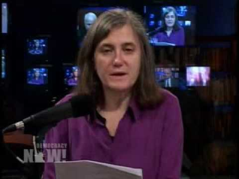 Democracy Now Daily Show   Interview with Paul Wright, May 2004
