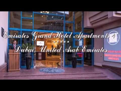 Emirates Grand Hotel Apartments 4* Дубай, ОАЭ