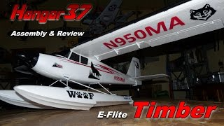 e flite timber assembly review