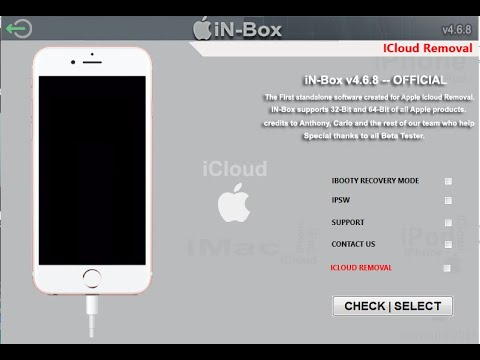 in box icloud removal free download