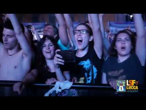 Gorillaz - Feel Good Inc - Lucca Summer Festival 2018