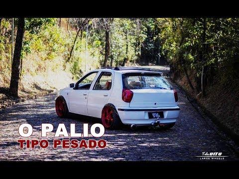 FIAT PALIO REBAIXADO  SUSPENSÃO A AR INTERIOR IMPECÁVEL Estilo de Vida Pesado
