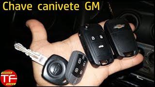 Controle canivete original programa no alarme do meu carro?