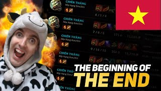 THIS IS THE BEGINNING OF THE END! - COWSEP