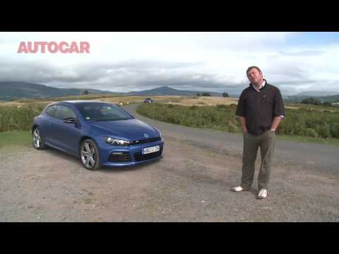 VW Scirocco R vs Ford Focus RS – which is the hottest hatch? by autocar.co.uk