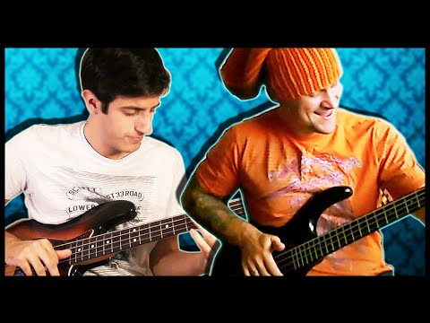 Download Youtube: AWESOME BASS JAM! (with Viaceslav Svedov)