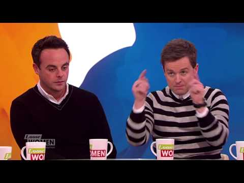 Ant & Dec On Turning 40 And Getting Married | Loose Women