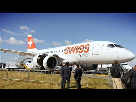 CSeries to Make Maiden Commercial Flight on Friday