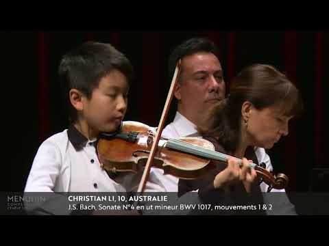 Menuhin Competition 2018 Junior first rounds - day 2