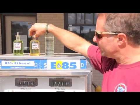 Nebraska Green Fuels Biofuel Station!