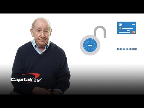 Online Banking And Security   Capital One