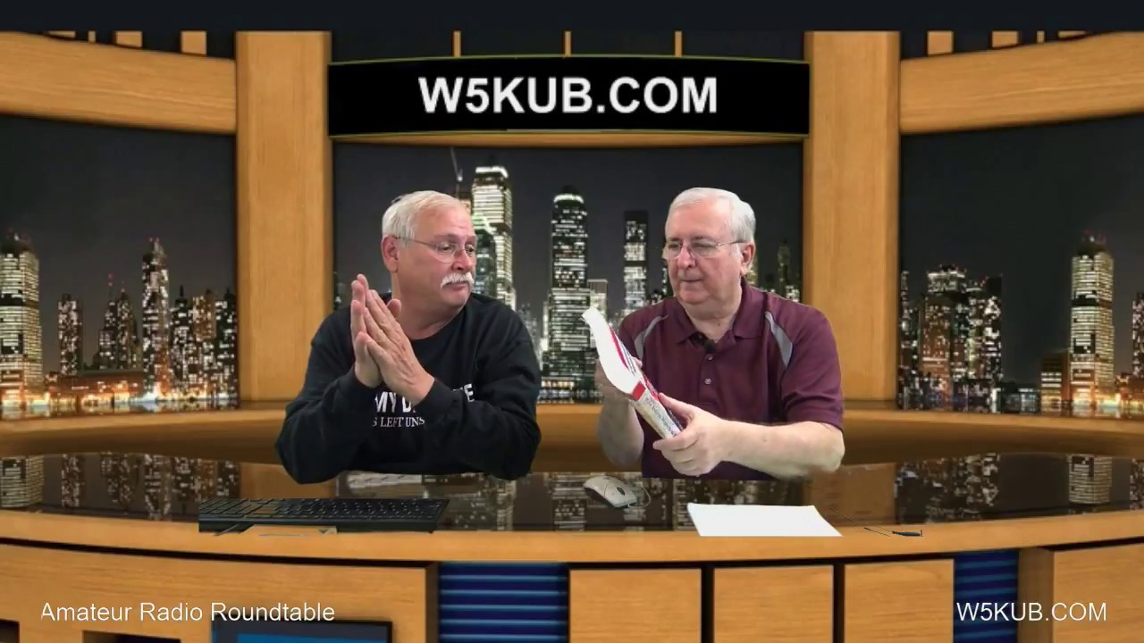 amateur radio rountable 11 7 17 - youtube