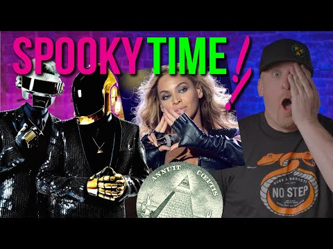 SPOOKY TIME! Daft Punk Epilogue, The All-Seeing Eye, and More!