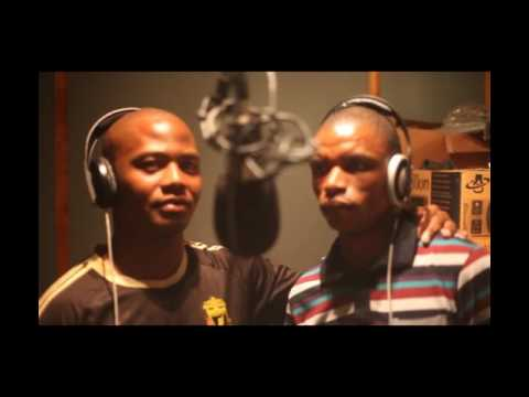 Lefa Afrika Recording Session album Saulo
