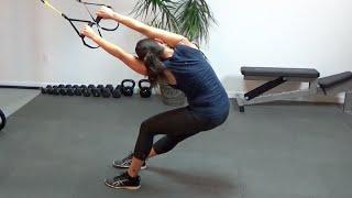 TRX Fullbody Workout #2