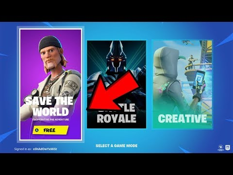 How To Get Fortnite Save The World Free!  *Season 10*