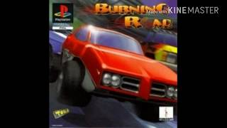 Grand Prix Stage 3 - Burning Road