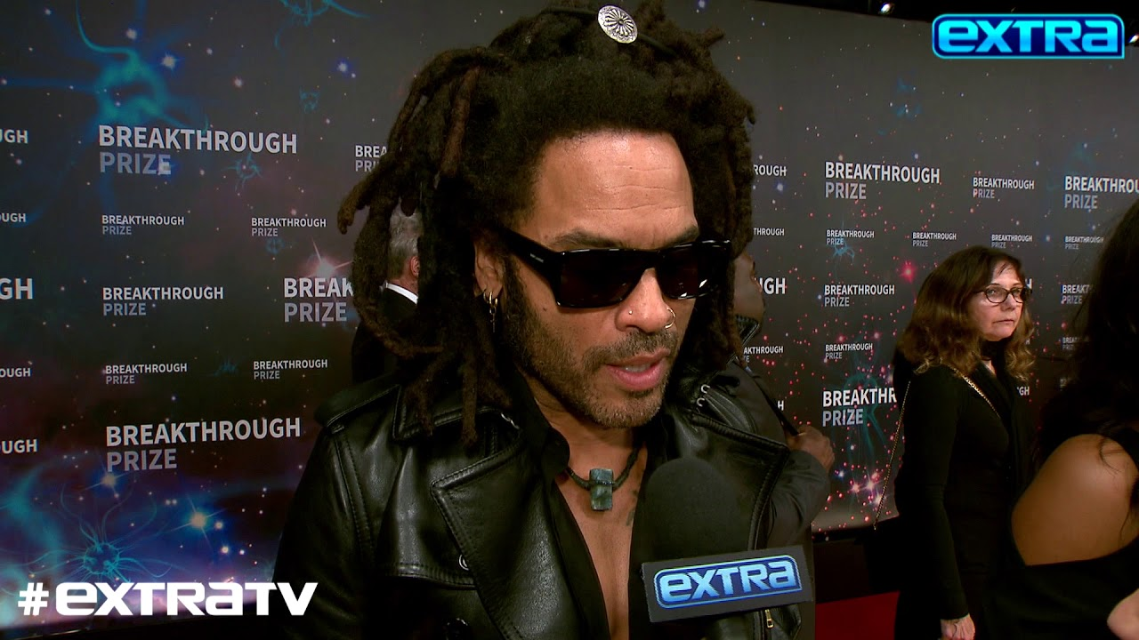 Lenny Kravitz On Zoe Playing Catwoman And Being One Family With Lisa Bonet Jason Momoa