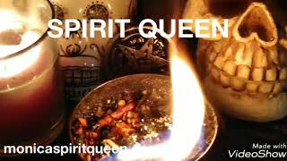 PSYCHIC MEDIUM - MONICA THE SPIRIT QUEEN - Magic