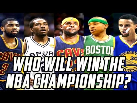 Who will win The 2017 NBA Finals?