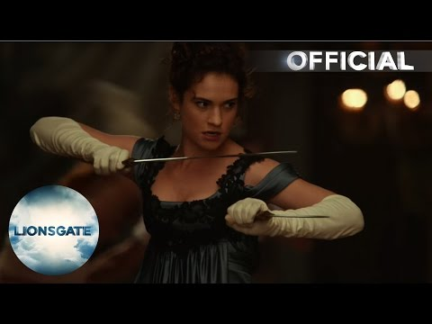 """Pride and Prejudice and Zombies - Clip """"All the Girls"""""""