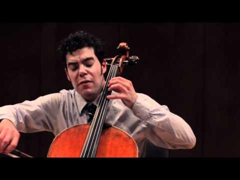 Michael Samis, cello - Bach, Suite #2, Prelude