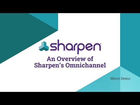 An Overview of Sharpen's Omnichannel