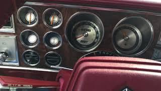 84 Chrysler Fifth Avenue 5.2 V8