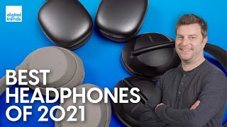 Best Headphones of 2021 | Bose, Sony, and yes, the AirPods Max!