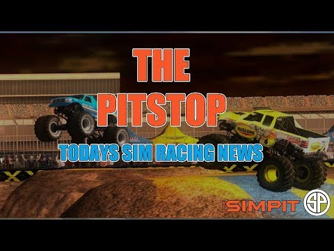 RFactor Competitions, Fanatec Update, TT Isle of Man gameplay, Monster Truck Racing and more.