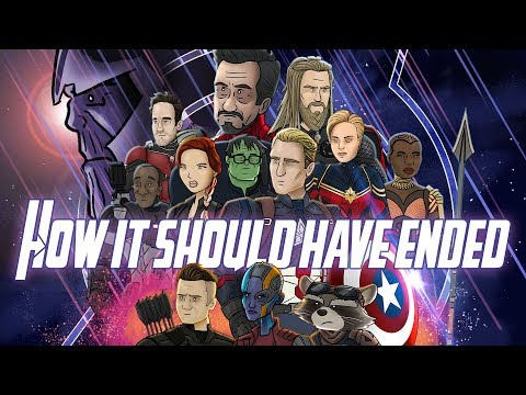 How Avengers Endgame Should Have Ended