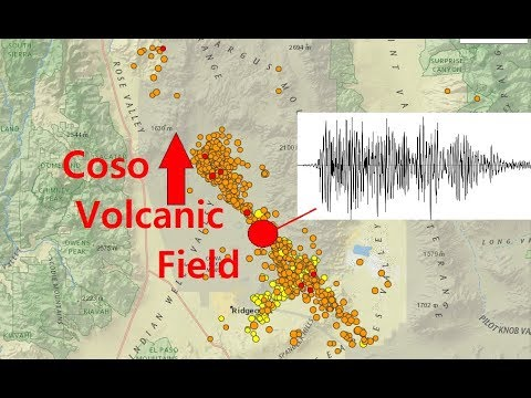 California 7.1 Update: Connection To Future Volcanic Activity And Local Tectonics?