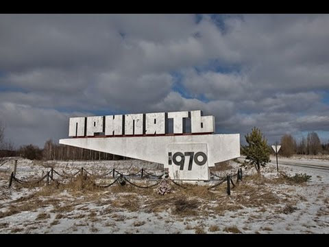 Chernobyl abandoned ghost town   Ep5