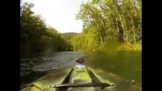 Watauga River - Wilbur dam