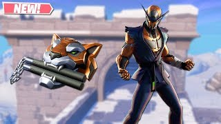 NEW COPPER WASP SKIN GAMEPLAY! NEW LEAKED SKINS ON FORTNITE!! FORTNITE BATTLE ROYALE!!!