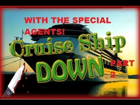 Cruise Ship Down, WITH THE SPECIAL AGENTS #2
