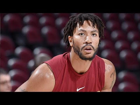WTF!!? Derrick Rose Just Signed with WHO??