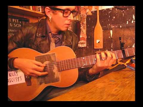 Micah P Hinson - Take Off That Dress For Me- Songs From The Shed Session