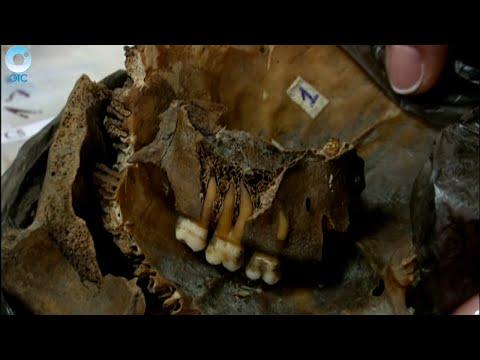 Чьи кости обнаружили на месте, где стаяло здание пересыльной тюрьмы?