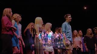 Running With The Wolves & Latch ( Ohio University World Music & Dance Concert 2018)