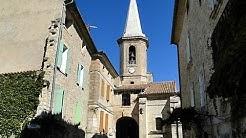 Diapo , Saint Didier , dans le Vaucluse. 11-3-2017