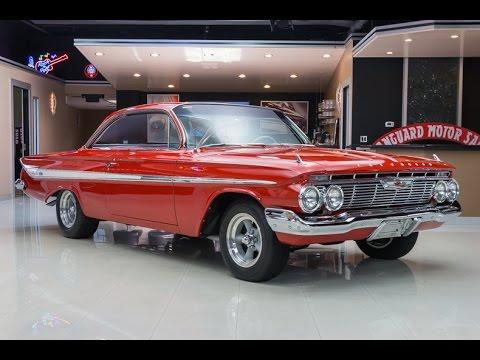 1961 Chevrolet Impala For Sale - YouTube