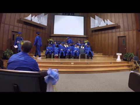 2014 Atholton Adventist Academy 8th Grade Graduati