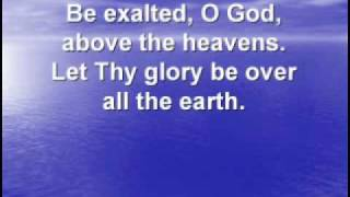 CFC EDMONTON - CLP SONG - BE EXALTED O GOD with lyrics thumbnail