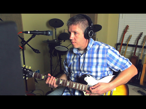"""How I Record My Songs: Ep1. """"Flicker"""" - Setting up and scratch tracks"""