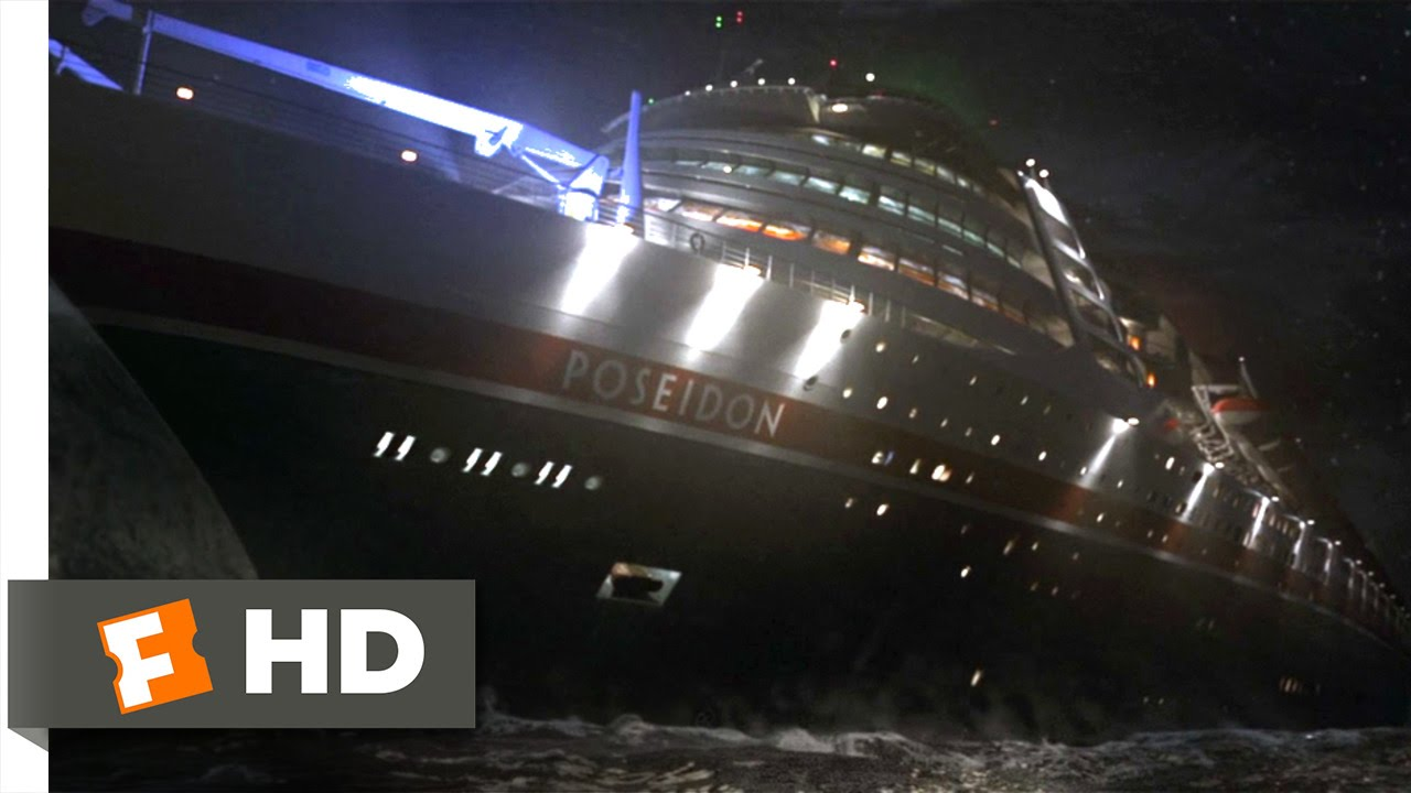 Poseidon 1 10 Movie Clip Capsized 2006 Hd