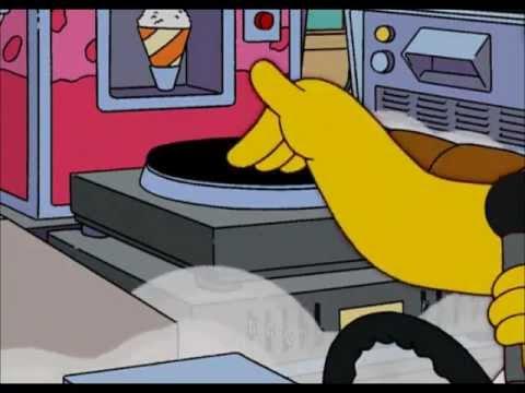 Homer Simpsons Chaka Khan Chaka Khan Chaka Khan save me Chaka Khan Chaka Khan
