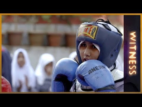 India's Wushu Warrior Girl - Witness