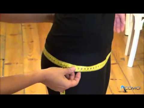 Resultado de imagen de mujer midiendo su cadera